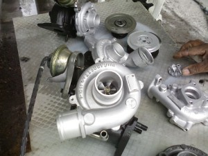 engine parts - after