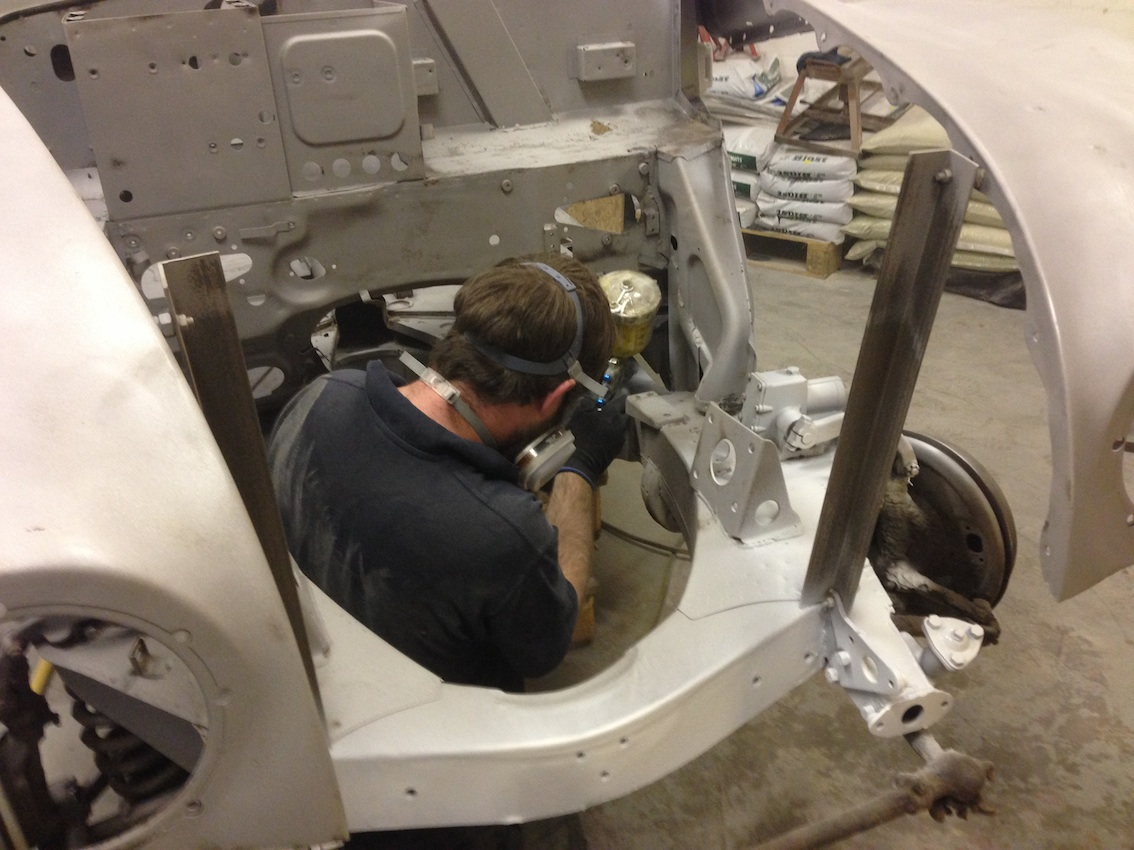 car renovation