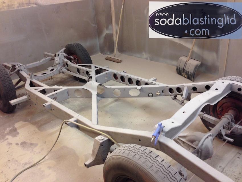 leda chassis blasted