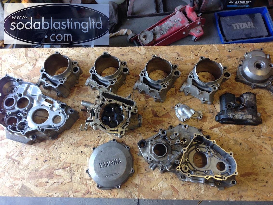 quad bike engine