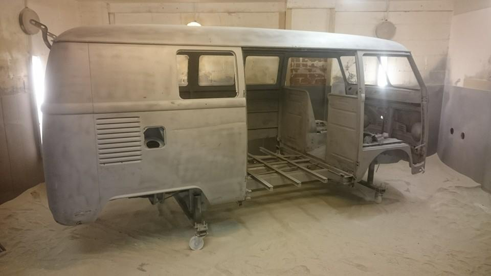 Campervan After