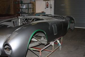 racing car paint removal