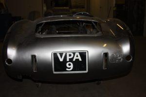 VPA9 restoration