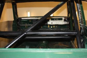 Ford Cortina rollcage
