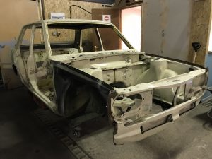 restoring an imported japanese car