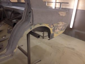 Restoring imported Japanese cars