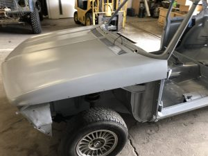 paint primed BMW 2002