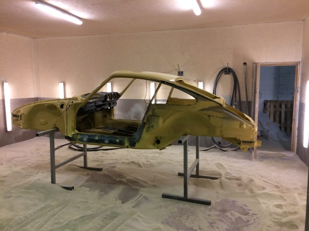 Edmonds Restos - Porsche 911